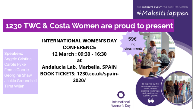 Conference: International Womens' Day