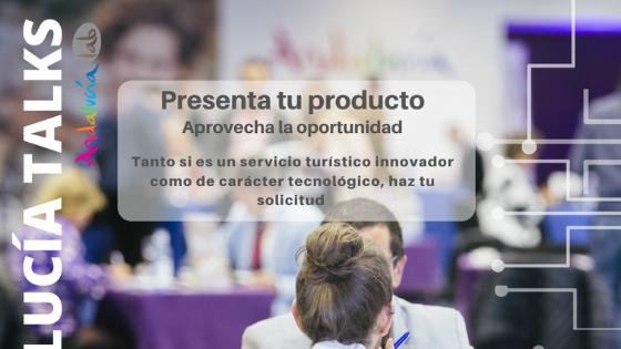 Andalucía Talks en Fitur: un escaparate para presentar tu producto